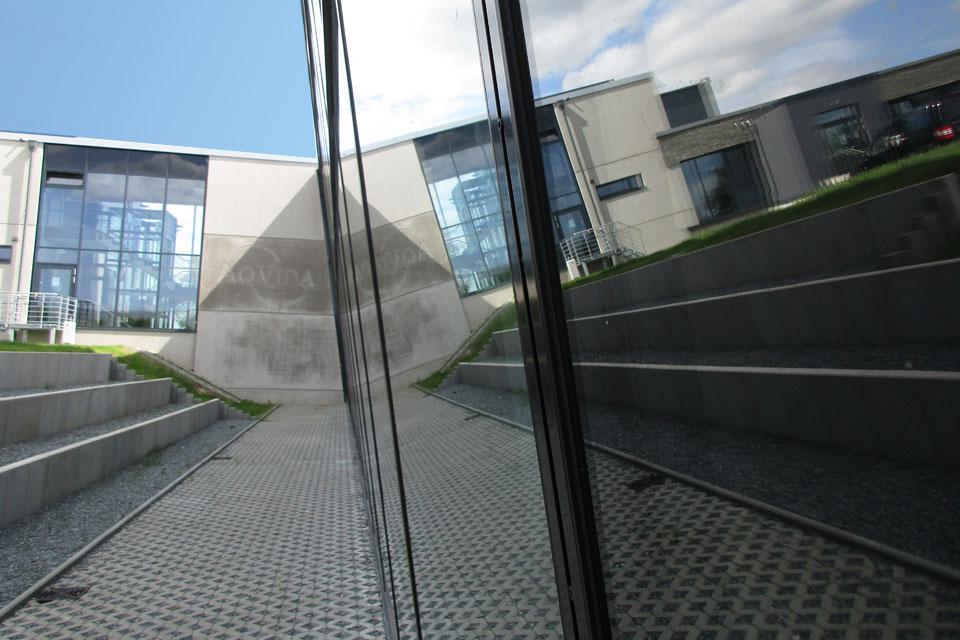 Blickspiel Fassade