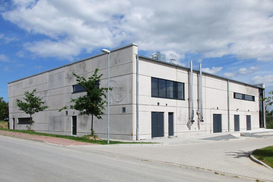 Produktionsgebäude