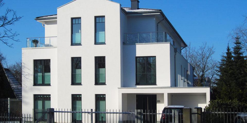 Neubau Haus W