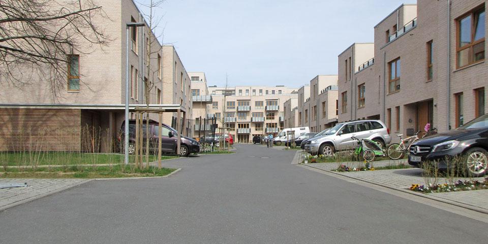 Wohnquartier Schauenburger Straße